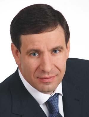 Глава города Челябинска Михаил Юревич
